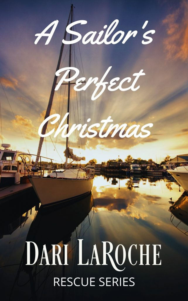 Cover for A Sailor's Perfect Christmas by Dari LaRoche